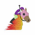 Horse Racing Logo Jackets