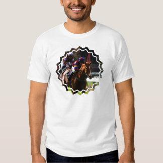 Horse Racing Men's T-Shirt