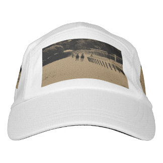 Horse Racing Muddy Track Grunge Headsweats Hat