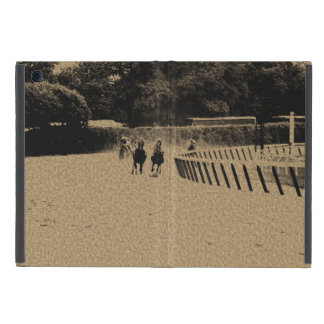 Horse Racing Muddy Track Grunge iPad Mini Case