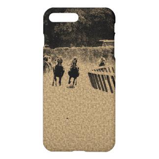 Horse Racing Muddy Track Grunge iPhone 8 Plus/7 Plus Case