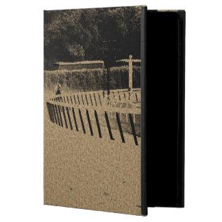 Horse Racing Muddy Track Grunge Powis iPad Air 2 Case
