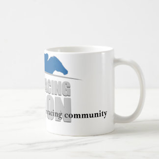 Horse Racing Nation fan-powered mug