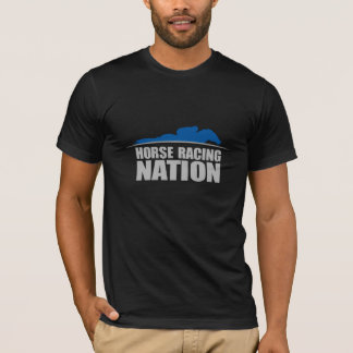 Horse Racing Nation Men's Tee