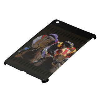Horse Racing on Film Strip iPad Mini Cover