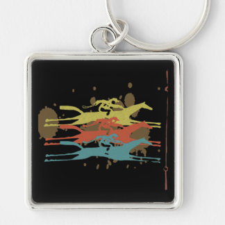 Horse Racing Party Favors Key Chains