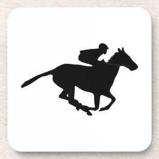 Horse Racing Pictogram Coasters