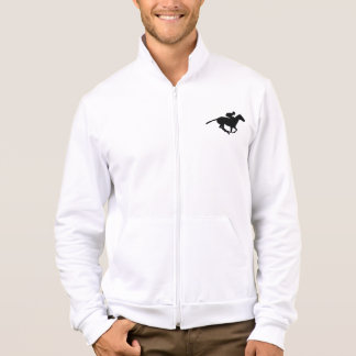 Horse Racing Pictogram Jacket