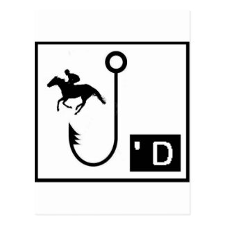 Horse Racing Post Cards