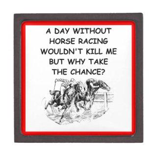 horse racing premium gift box