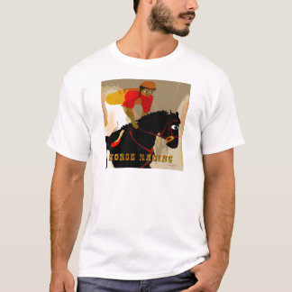 horse racing products T-Shirt