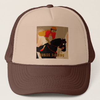 horse racing products trucker hat
