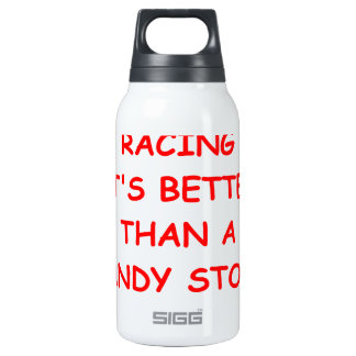 horse racing SIGG thermo 0.3L insulated bottle