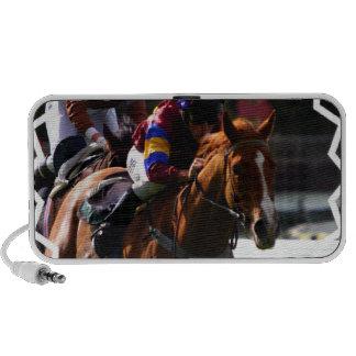 Horse Racing Speakers