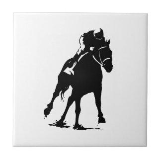 Horse Racing Tile