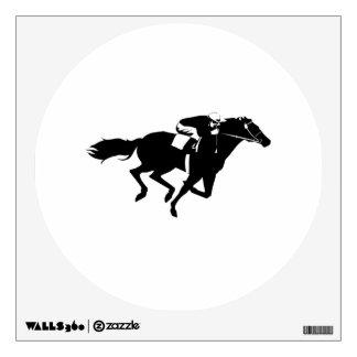Horse Racing Wall Decor
