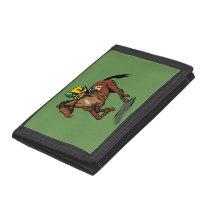 Horse Racing Wallet