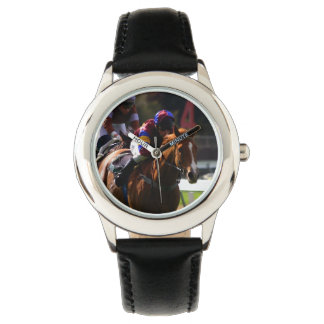 Horse Racing Wrist Watches