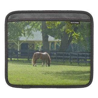 Horse Ranch iPad Sleeve