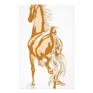 Horse Rear Stationery