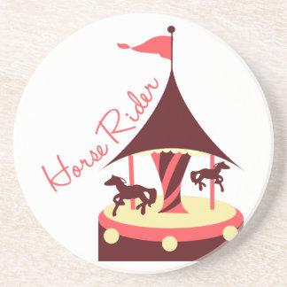 Horse Rider Coasters