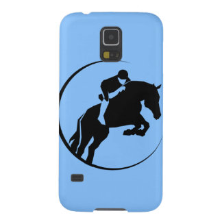 Horse rider galaxy s5 cover