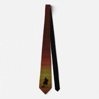 Horse Rider Neck Tie