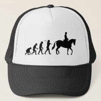 Horse Rider Trucker Hat