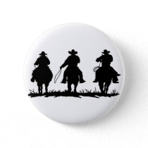 horse riders button