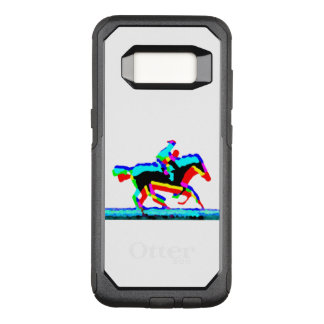 Horse Riders OtterBox Commuter Samsung Galaxy S8 Case