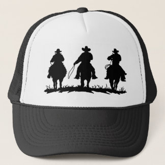 horse riders trucker hat
