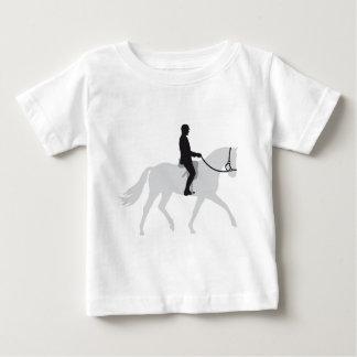 horse riding baby T-Shirt