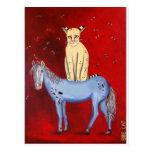 Horse Riding Bob Post Cards