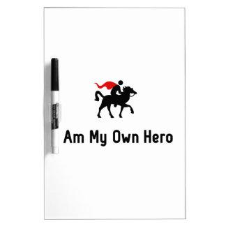 Horse Riding Hero Dry Erase Board