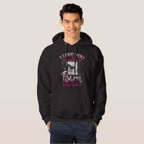 Horse Riding Love and Sport Hoodie