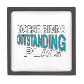 HORSE RIDING OUTSTANDING PLAYER GIFT BOX
