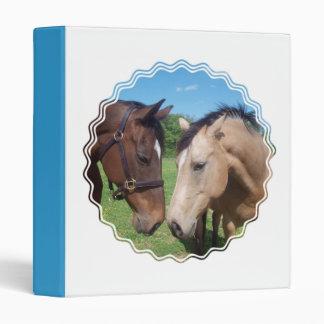 Horse Romance Binder