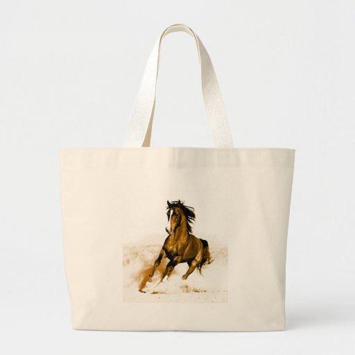 Horse Running Bags