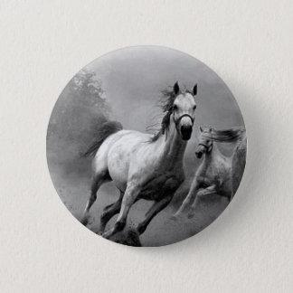 Horse Running Button