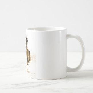 Horse Running Coffee Mug
