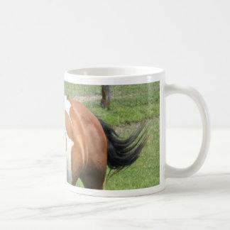 Horse, running! coffee mug