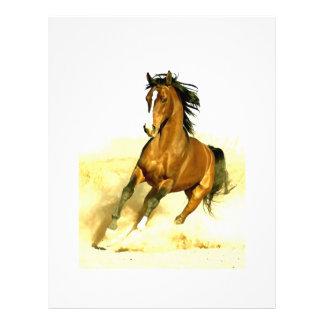 Horse Running Flyer
