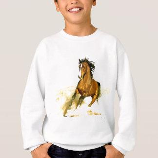 Horse Running Sweatshirt