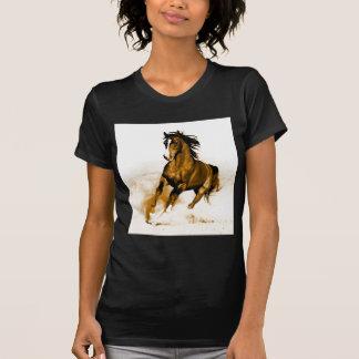 Horse Running T Shirt