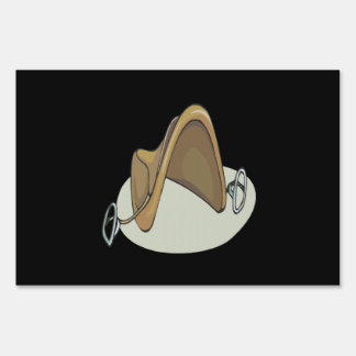 Horse Saddle Signs