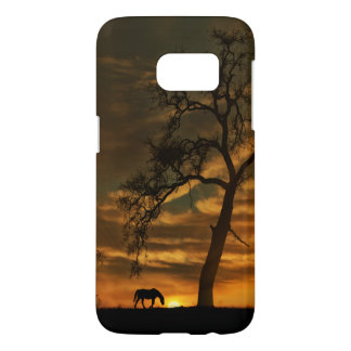 Horse Samsung Galaxy Phone Case