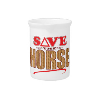 Horse Save Pitcher