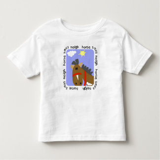 Horse Says Neigh Tshirts and Gifts