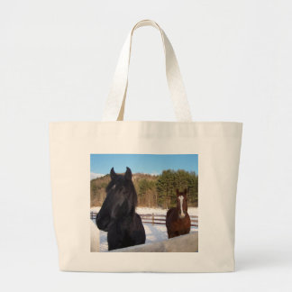 HORSE SCENTS CANVAS BAGS