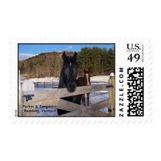 Horse Scents Stamps